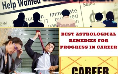 BEST ASTROLOGICAL REMEDIES FOR PROGRESS IN CAREER FOR EACH SIGN
