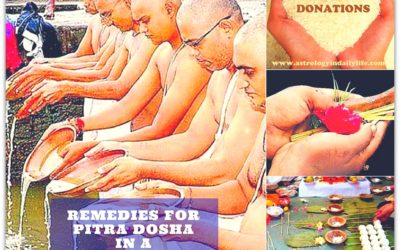 REMEDIES FOR PITRA DOSHA IN A HOROSCOPE