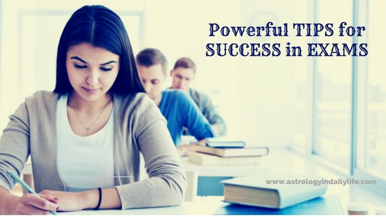 POWERFUL REMEDIES FOR SUCCESS IN EXAMS ~ astrologyindailylife