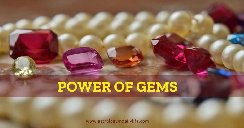 Power of Gems