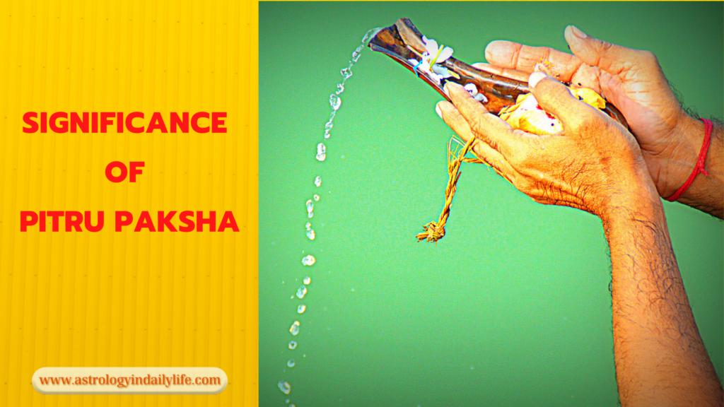 significance Pitra Paksha