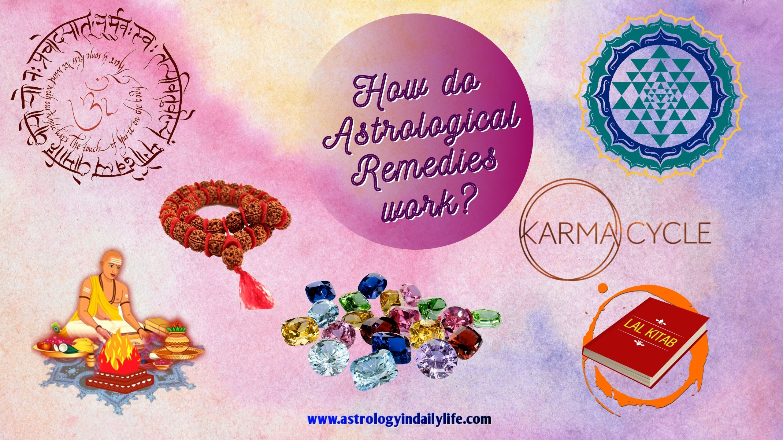 How do astrological remedies work