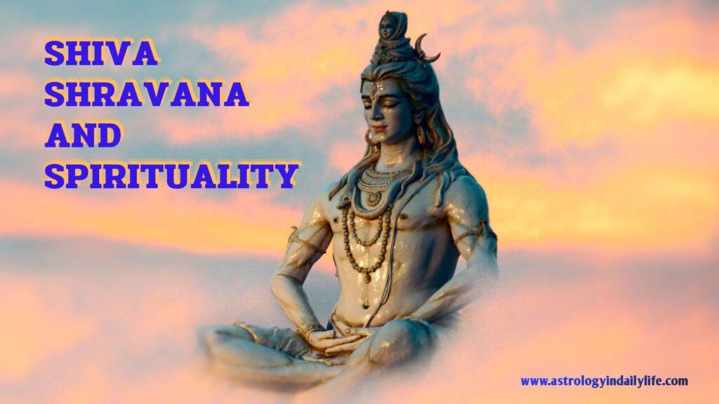 Shiva Shravana Spirituality