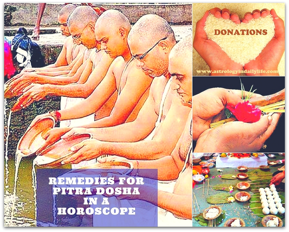 Pitra Dosha Remedies