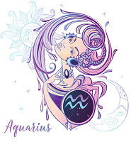 Aquarius girl