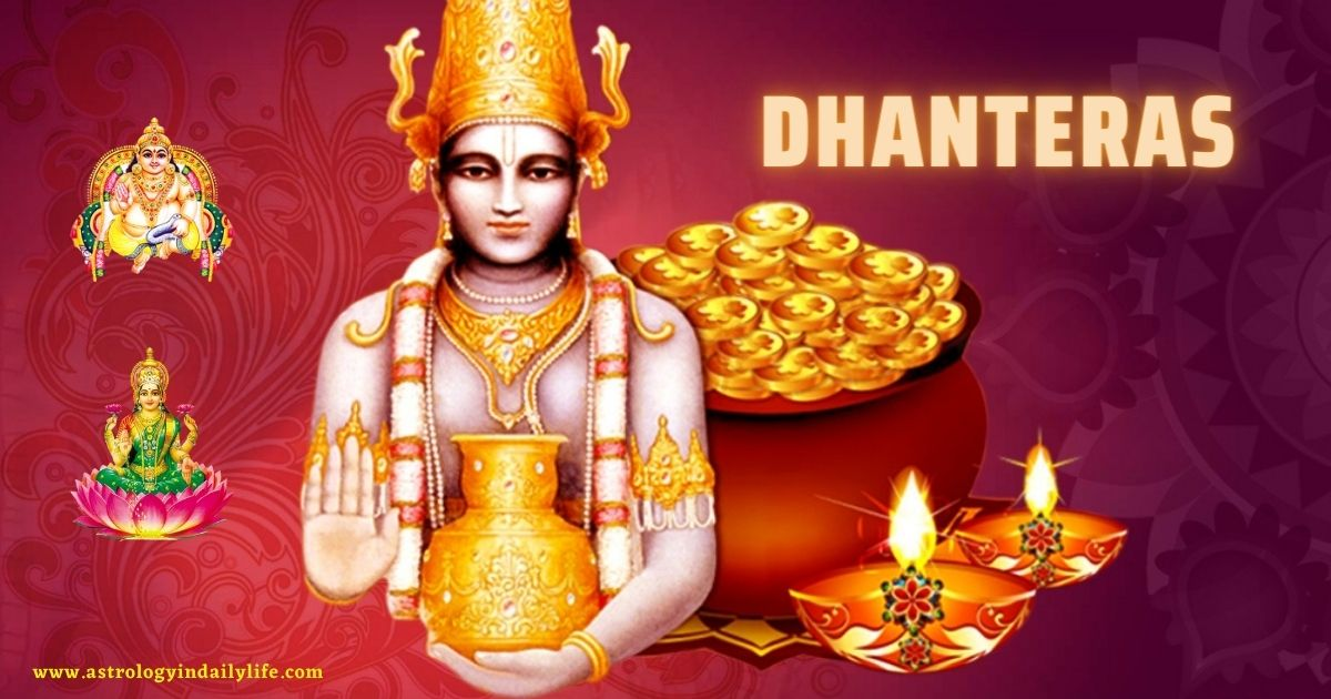 ALL YOU WANTED TO KNOW ABOUT DHANTERAS